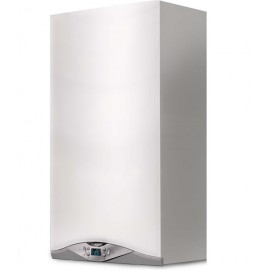 Caldera Cares Premium 24FF EU 24 kw Gas Natural AristonIncluye Salida de humos y valvulería