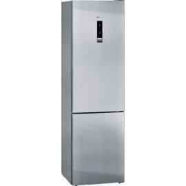 Frigorífico Combi No Frost libre instalación Inox. KG39NXI33 Siemens