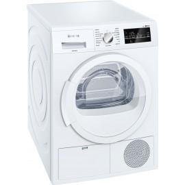 Secadora condensación 9 kg Blanco WT46G209EE Siemens