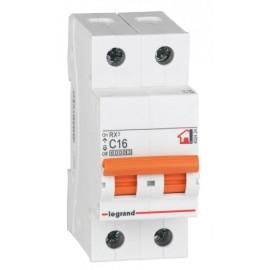 Interruptor magnetotérmico RX3 16 A Legrand