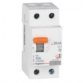 Interruptor diferencial RX3...