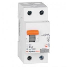 Interruptor diferencial RX3 Legrand