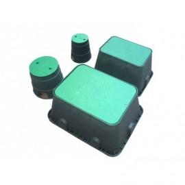 Arqueta rectangular UE 210-20 36X50X32 jumbo Toro