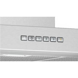 Campana pared decorativa diseño rectangular Inox. 3BC864XM Balay