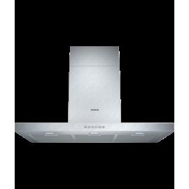 Campana decorativa diseño Box Slim 90 cm Inox LC97BC532 Siemens
