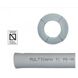 Tubo Multicapa Laserflex 16x2  Cabel