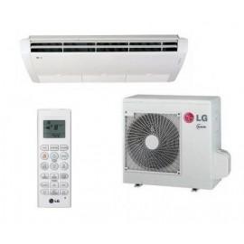Conjunto aire acondicionado suelo- techo inverter UV30-UU30K LG R410A