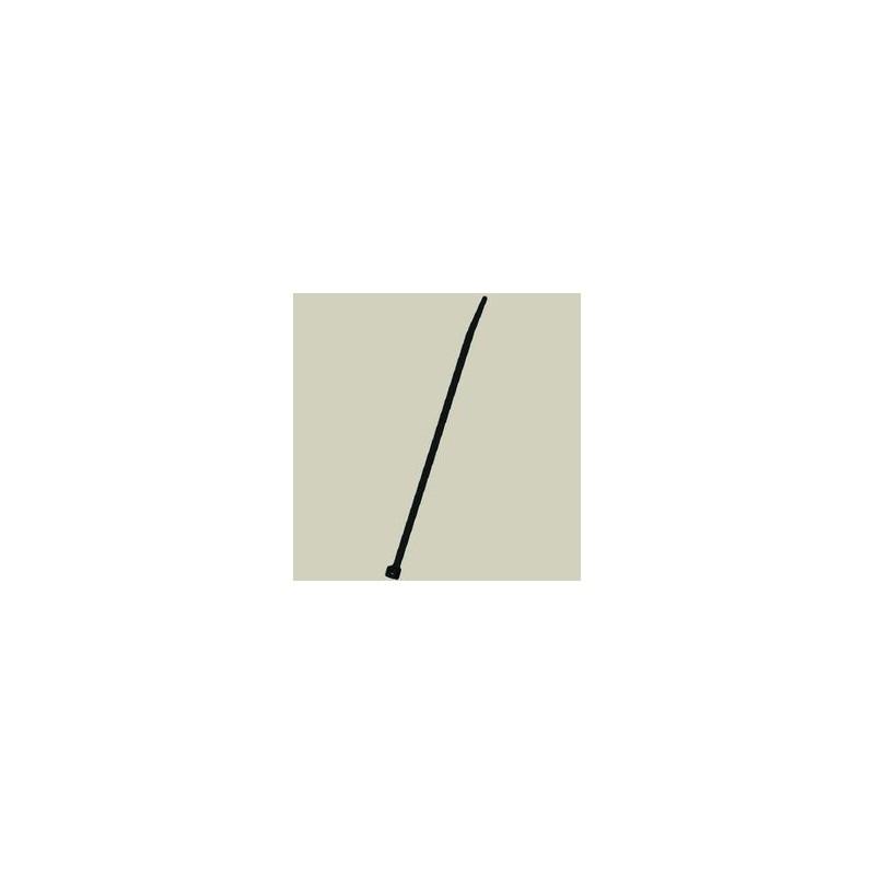 Brida 4,8x287 negro Unex