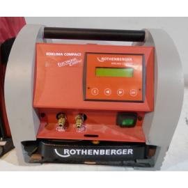 Recuperador y reciclador aut. de gases Roklima-Compact R18300016 Rothenberger