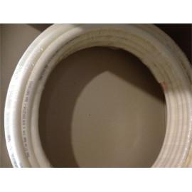 Rollo tubo cobre forrado 1/4+1/2 20 mts. 5069175 KME