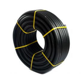 Tubo corrugado forrado d. 20 Negro 080500020 Tupersa