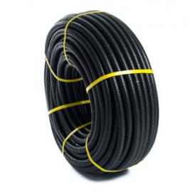 Tubo corrugado d. 25 Negro 070500025 Tupersa