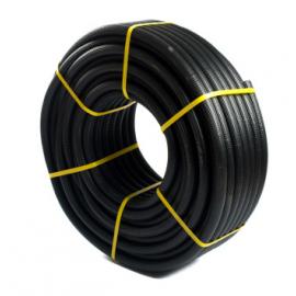 Tubo corrugado forrado d. 25 Negro 080500025 Tupersa