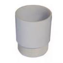 Manguito roscado p/tubo rígido M20X1,5GR. 242.2000.0 Gaestopas
