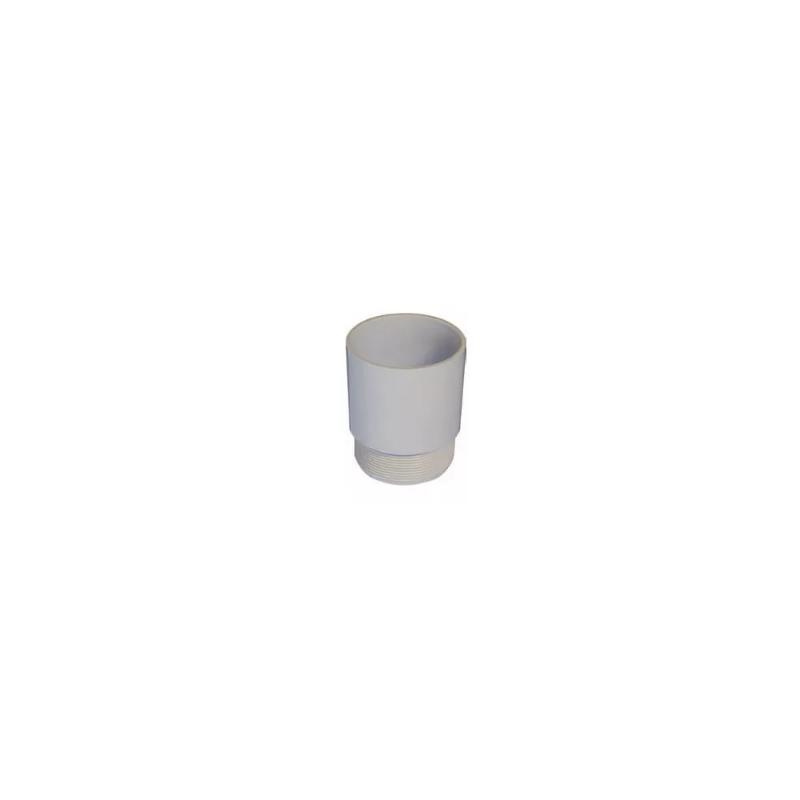 Manguito roscado p/tubo rígido M25X1,5GR. 242.2500.0 Gaestopas