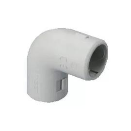 Manguito union curvado 90º PVC Inspeccionable M16 236.1600.0 Gaestopas