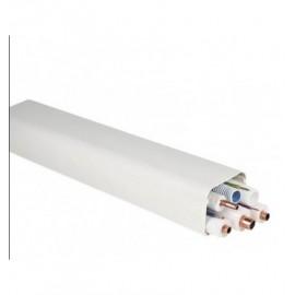 Canaleta Fluidquint 40x70 PVC 611260 Legrand