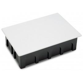 Caja empalme cuadrada 200x130 Fij. garras 3203 Famatel