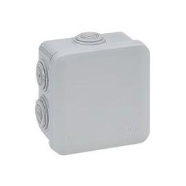 Caja plexo con cierre a presión 80x80 092012 Legrand