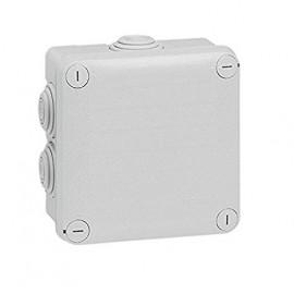 Caja plexo con cierre por tornillo 1/4 de vuelta 105x105 092022 Legrand