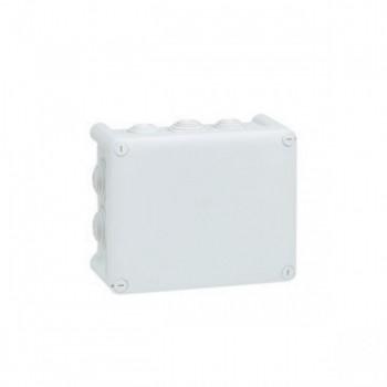 Caja plexo con cierre por tornillos 1/4 de vuelta 220x170x86 092186 Legrand