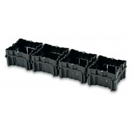 Caja de mecanismos 66x66 3102 Famatel