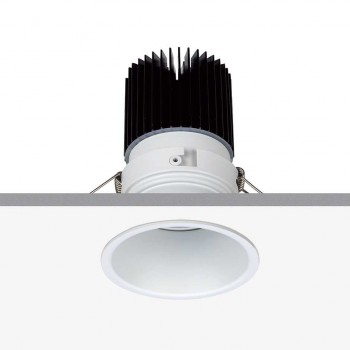 Downlight Led S. 706.21 Confort visual de  Emp. Blanco  70621030-383 Simon