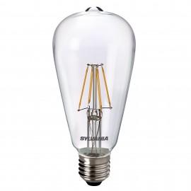 Lámpara S. Toledo Retro ST64 E27 0027175 Sylvania