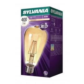 Lámpara S. Toledo Retro ST64 E27 0027177 Sylvania