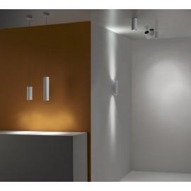 Lámpara de techo Pipe blanco Leds C4