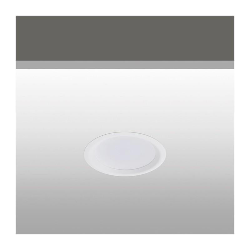 Downlight redondo Led empotrable S. Hut-S Blanco 01810-0N90 Nexia