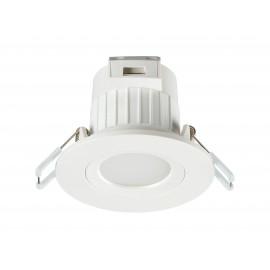 Downlight redondo Led integrable S. Start Spot Led IP65 Estanco Blanco 0053545 Sylvania
