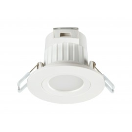 Downlight redondo Led integrable S. Start Spot Led IP65 Estanco Blanco 0053545 Sylvania