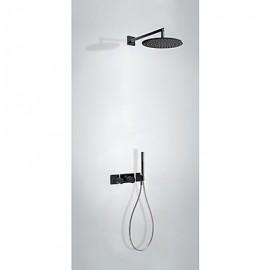 Kit conjunto ducha termostática verde TRES