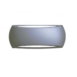 Aplique exterior S. Calm E27 Gris 646A-G05X1A-03 Dopo