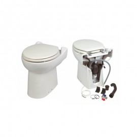 Inodoro con triturador S. SaniCompact C43 Eco + 0100250 Sfa Sanitrit