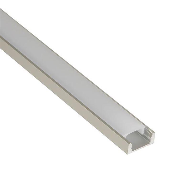 Perfil para tira Led en cortes de 1-2m PERFIL7 Ukai