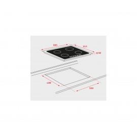 Placa inducción IT 6320 10210172 Teka