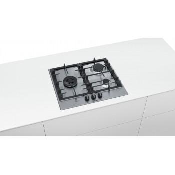 Placa a gas natural 60cm serie 6 PCC6A5B90 Bosch
