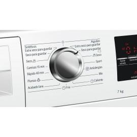 Secadora condensación 7kg Blanca WTG86262ES Bosch