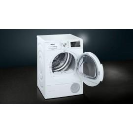 Secadora Bomba de calor 8kg Blanca iQ500 WT47G428EE Siemens