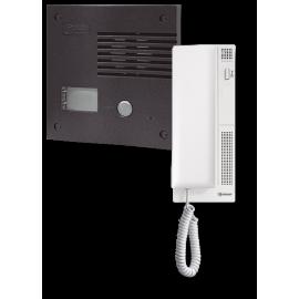Kit de audio de 1 línea K-201 GRF 11242014B