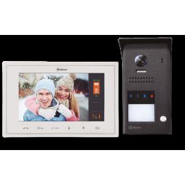 Kit videoortero electrónico en color de 1 línea J5110/VESTA 7 11500242Golmar