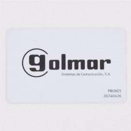 PROKEY tarjeta de proximidad 20740426 Golmar
