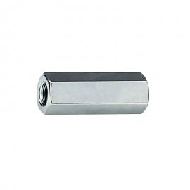 Manguito separador  hexagonal  M10x30 mm acero cincado Celo
