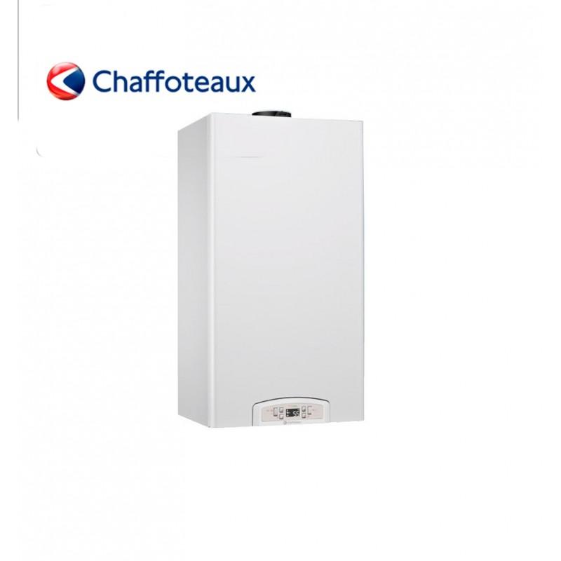 Caldera Mural Inoa Green 24FF EU ebus2 Gas Natural ChaffoteauxKit completo con salida de humos (no incluye termostato)