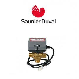 Válvula motorizada de 3 vías para ACS 0020254562 Saunier Duval