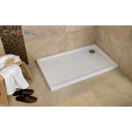 Plato de ducha acrilico Modelo practic 90 x 75 Cuadrado