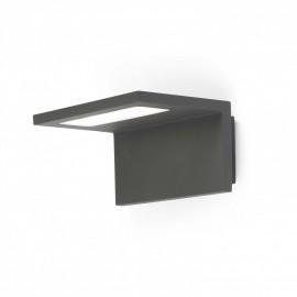 Lámpara aplique LED Ele gris oscuro