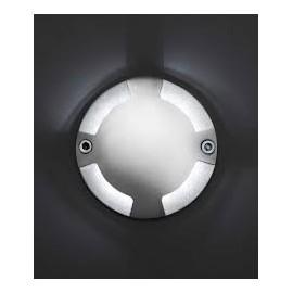 Keenan-3 lámpara aplique LED negro Faro